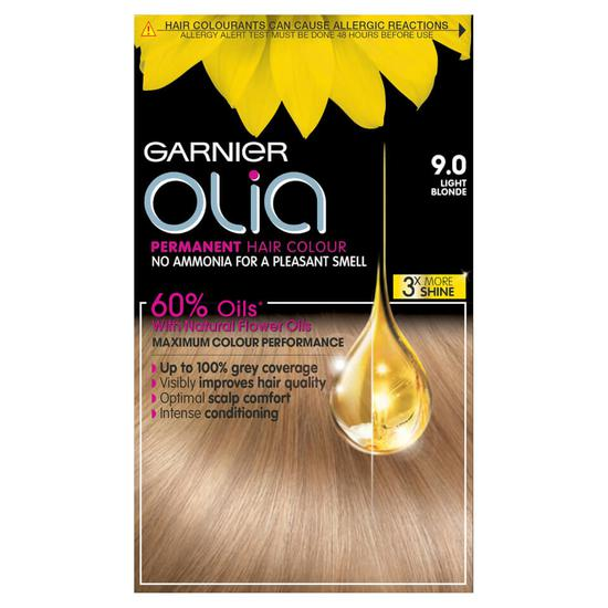 Garnier Olia Blonde Permanent Hair Dye