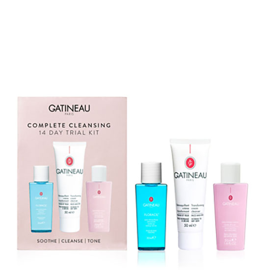 Gatineau Complete Cleansing 14 Day Trial Kit