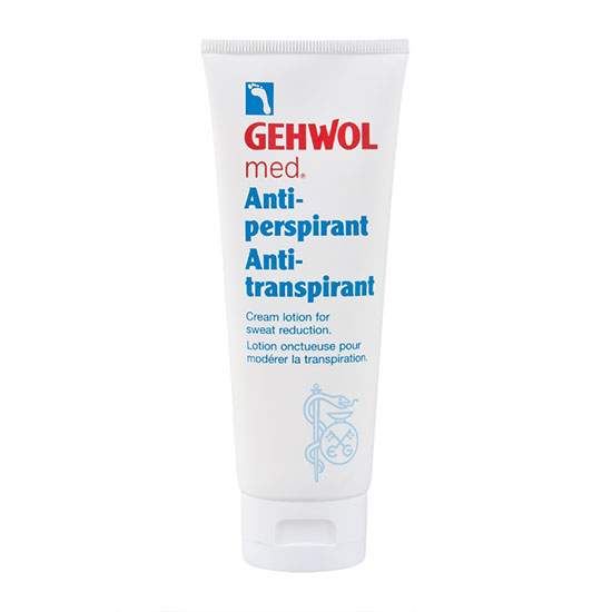Gehwol Med Anti-Perspirant Cream Lotion 125ml