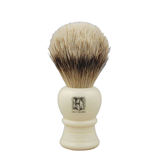 Geo. F. Trumper SB4 Super Badger Shaving Brush