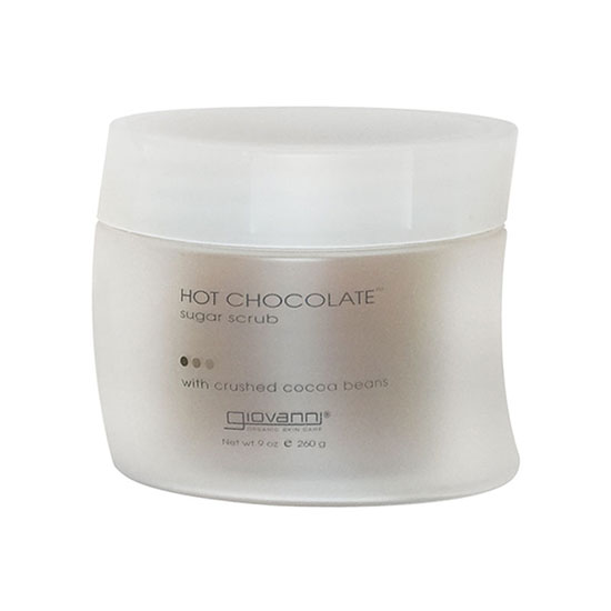 Giovanni Hot Chocolate Sugar Scrub 260ml