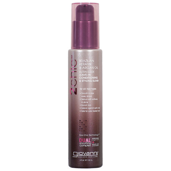 Giovanni Ultra Sleek Leave In Conditioner & Styling Elixir