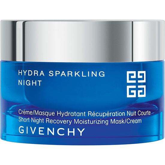 GIVENCHY Hydra Sparkling Night Recovery Moisturising Mask/Cream 50ml