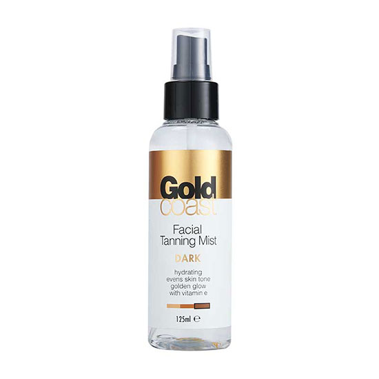 Gold Coast Facial Tanning Mist Dark