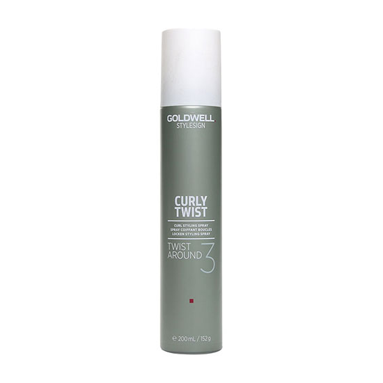 Goldwell Style Sign Twist Around 3 Curl Styling Spray 200ml
