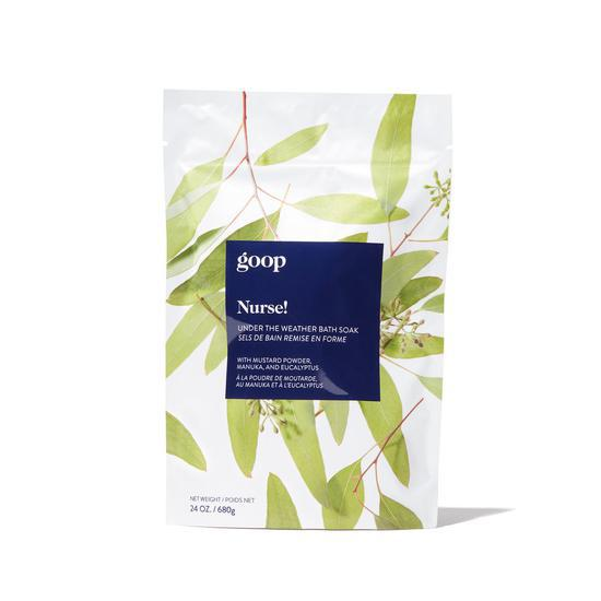 Goop Nurse! Under The Weather Bath Soak 680g
