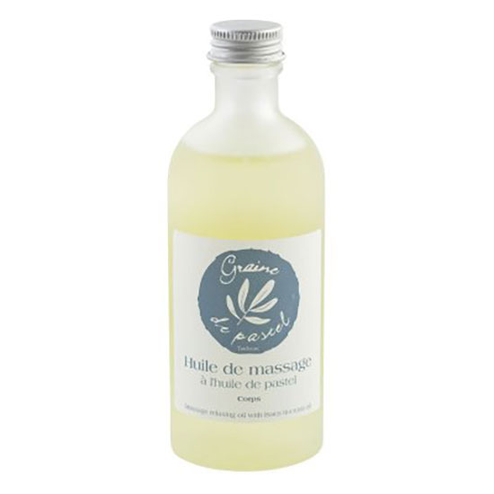 Graine de Pastel Massage Relaxing Oil 100ml