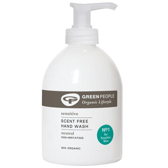 Green People Neutral Scent-Free Hand Wash 300ml