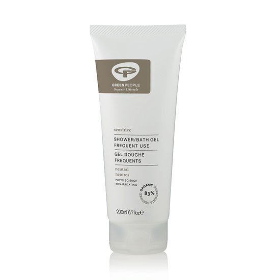 Green People Neutral Scent Free Shower Gel 200ml