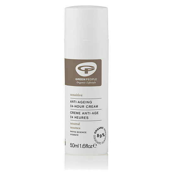 Green People Organic Base Neutral Scent Free 24 Hour Cream
