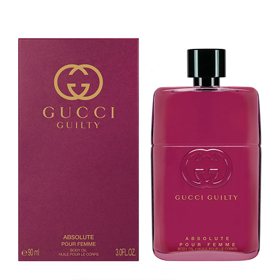 Gucci Guilty Absolute Pour Femme Body Oil