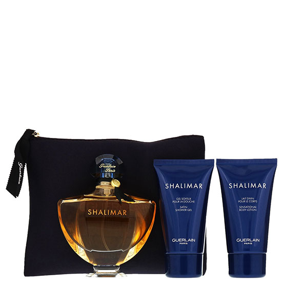 GUERLAIN Shalimar Eau De Toilette Spray Gift Set 90ml