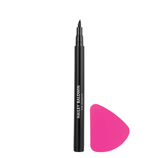 ModelCo Hailey Baldwin For ModelCo Feline Kit Liquid Eyeliner & Applicator Tool