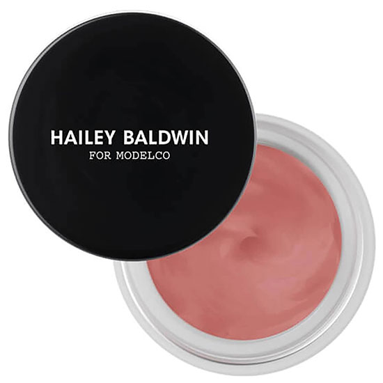 ModelCo Hailey Baldwin For ModelCo Kiss Pot Rose Lip Balm
