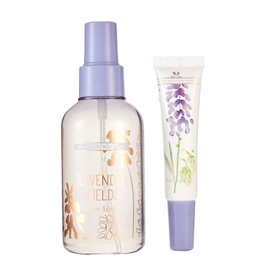 Heathcote & Ivory Lavender Fields Sleep Well Set