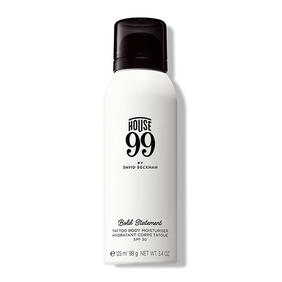 House 99 Bold Statement Tattoo Body Moisturiser SPF30