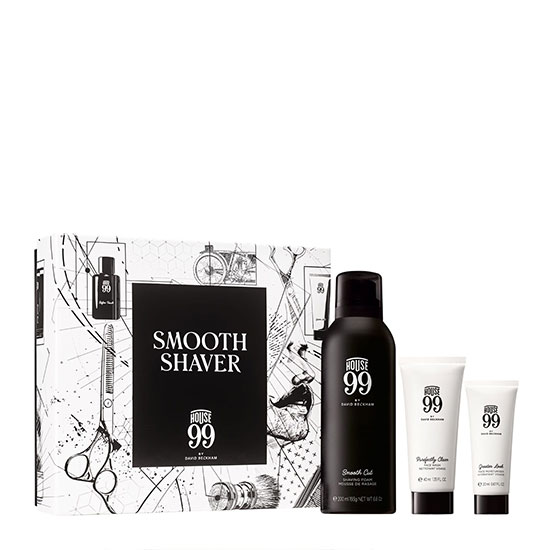 House 99 Smooth Shaver Gift Set