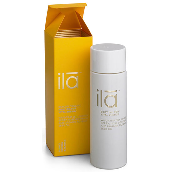 ila-spa Body Oil for Vital Energy