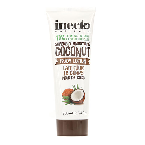 Inecto Naturals Coconut Body Lotion 250ml