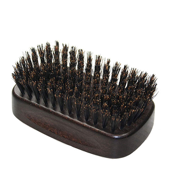 Jack Dean Luxury Dark Wooden Military Brush