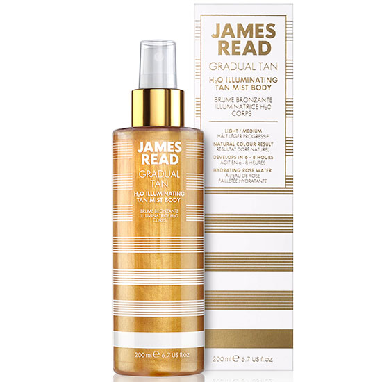 James Read Tan H2o Illuminating Tan Mist
