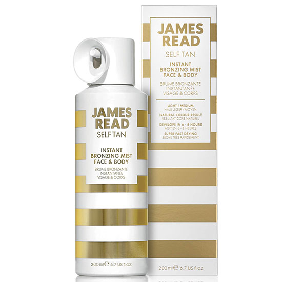 James Read Tan Instant Bronzing Mist