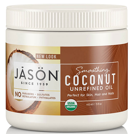 JASON Smoothing Organic Coconut Oil