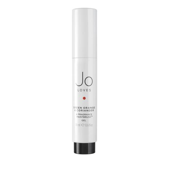 Jo Loves Green Orange & Coriander A Fragance Paintbrush Gel