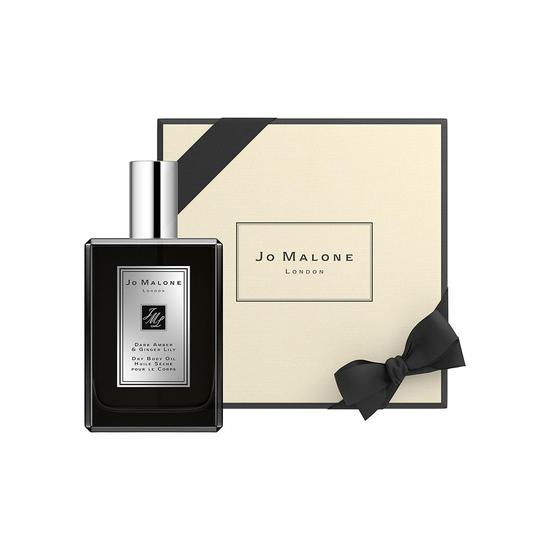 Jo Malone London Cologne Intense Dark Amber & Ginger Lily Dry Body Oil 100ml