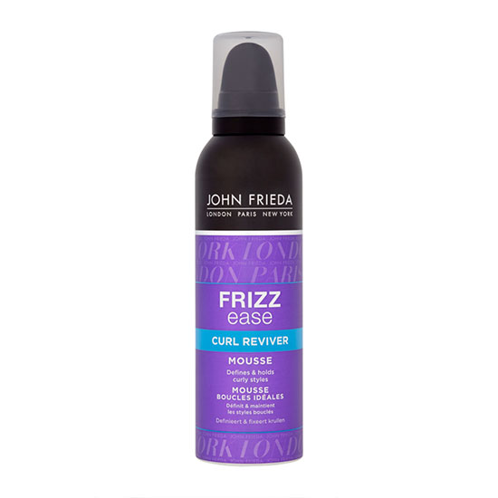 John Frieda Frizz Ease Curl Reviver Mousse 200ml