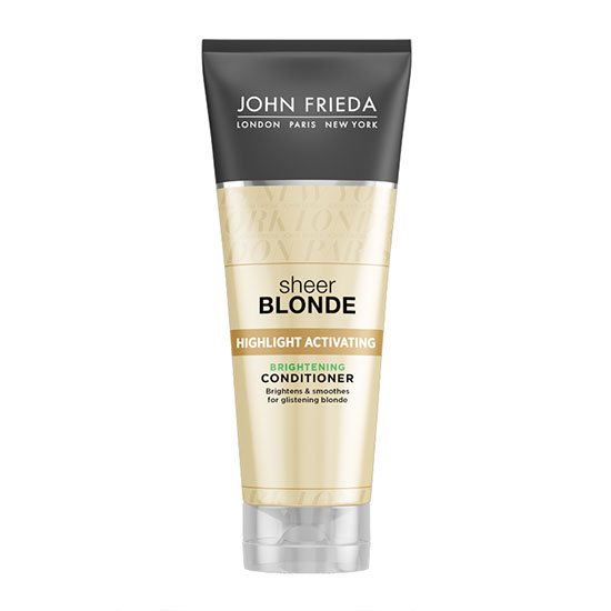 John Frieda Sheer Blonde Highlight Activating Brightening Conditioner 250ml
