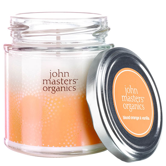 John Masters Organics Blood Orange & Vanilla Soy Candle