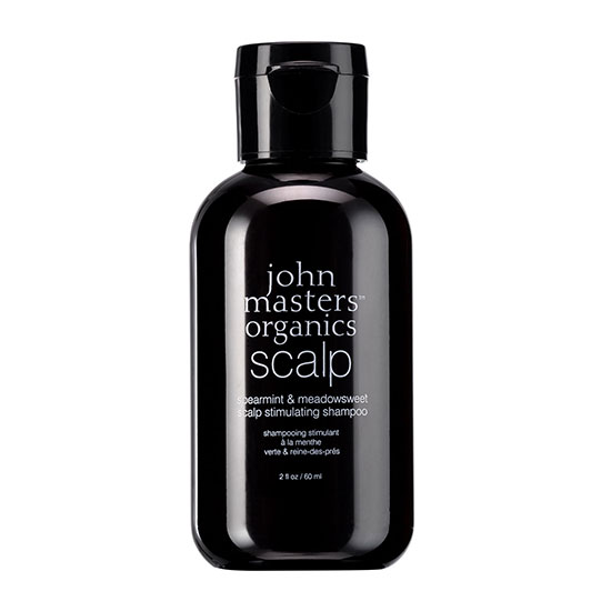 John Masters Organics Spearmint & Meadowsweet Scalp Stimulating Shampoo 60ml