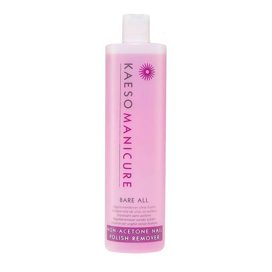 Kaeso Bare All Non Acetone Nail Polish Remover | Cosmetify