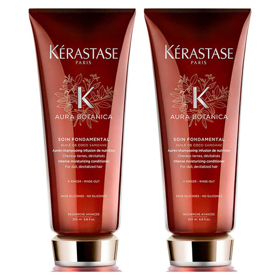 Kérastase Aura Botanica Soin Fondamental Conditioner Duo