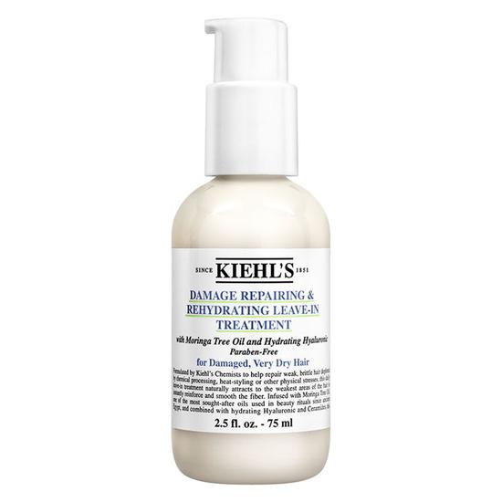 Kiehl's Damage Repairing & Rehydrating Leave-In Treatment 75ml