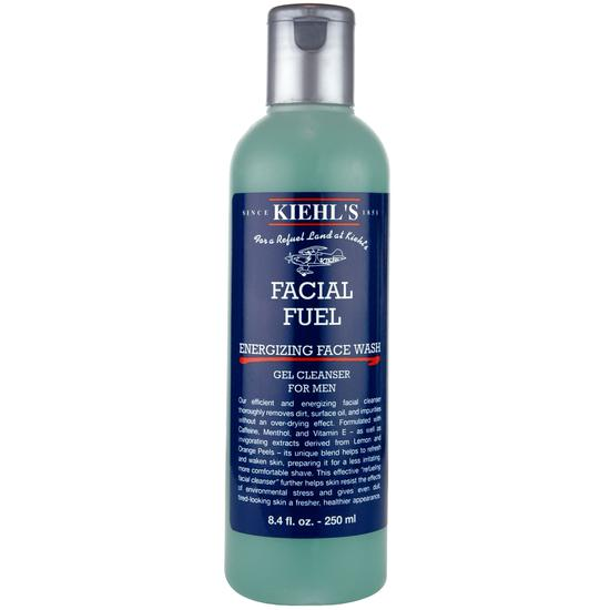 Kiehl's Facial Fuel Energising Face Wash For Men 250ml