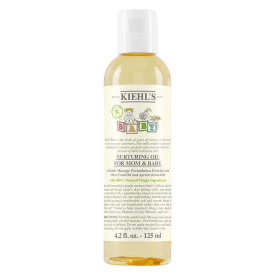Kiehl's Nurturing Oil For Mom & Baby 125ml