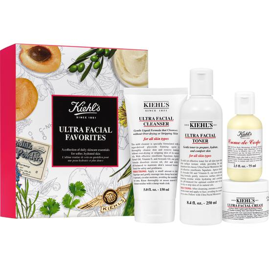 Kiehl's Ultra Facial Favourites Gift Set