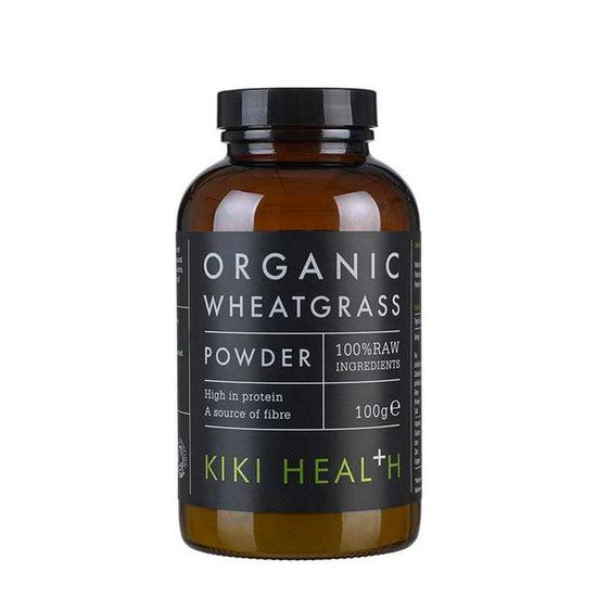 KIKI Health Organic Wheatgrass Powder