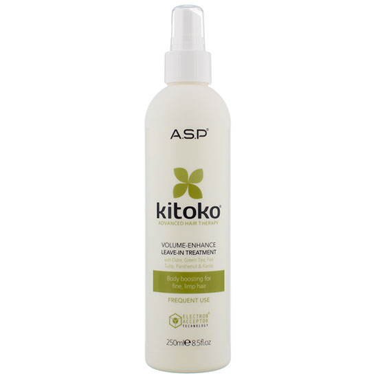 Kitoko Volume Enhance Leave-In Treatment 250ml