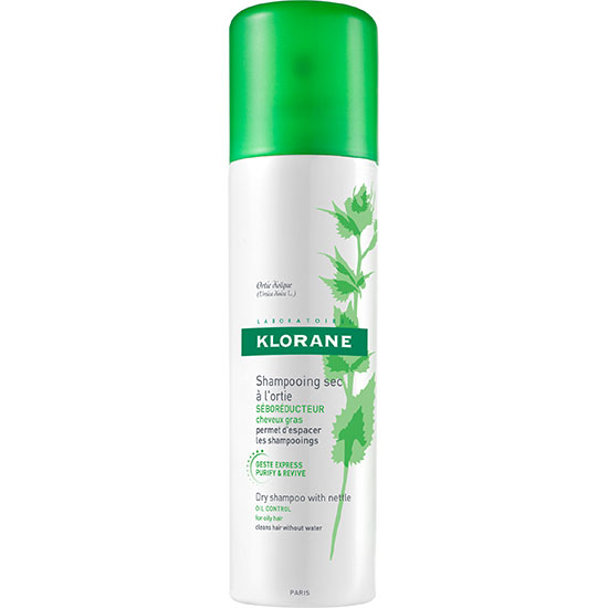 Klorane Nettle Sebo Regulating Dry Shampoo 150ml