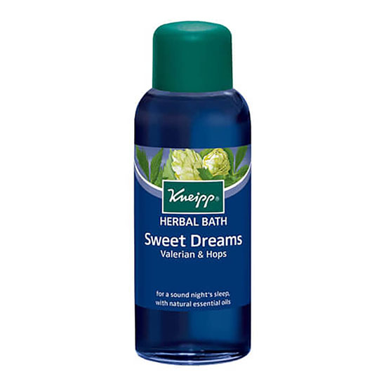 Kneipp Sweet Dreams Herbal Valerian and Hops Bath Oil
