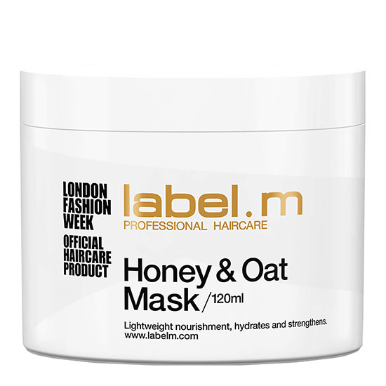 Label.M Honey & Oat Treatment Mask