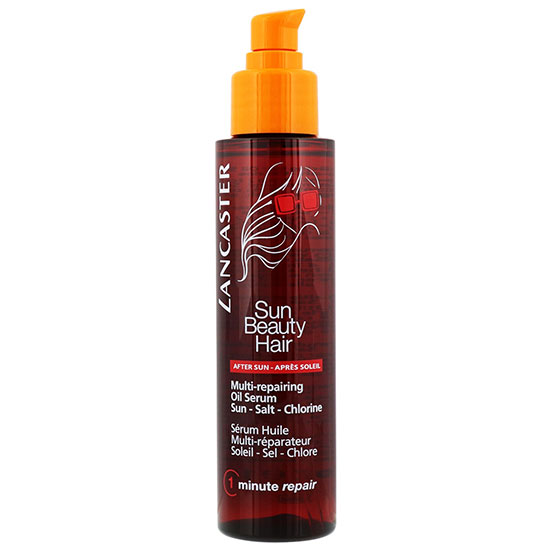 Lancaster Sun Beauty Hair Multi Repairing Oil Serum 100ml