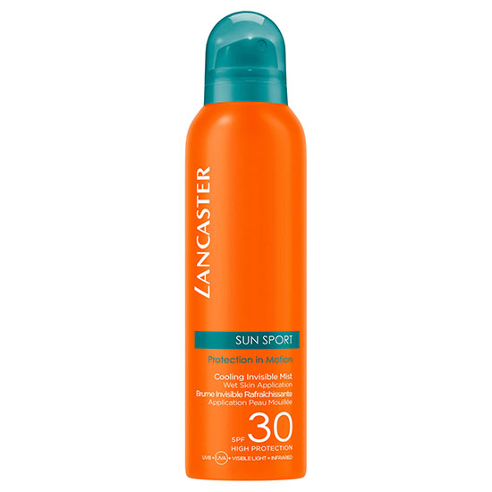 Lancaster Sun Sport Cooling Invisible Body Mist SPF30
