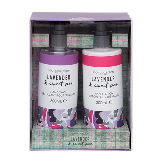 Body Collection Lavender Hand Duo Gift Set