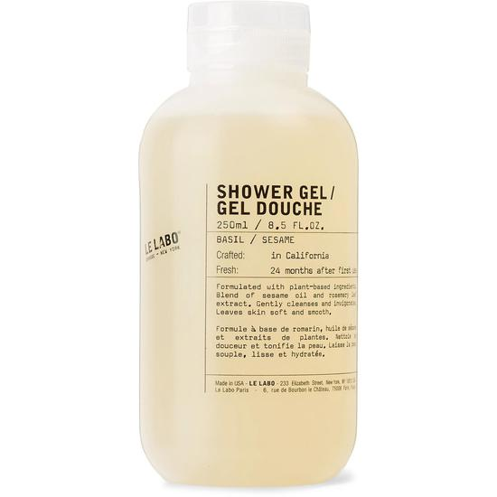 Le Labo Basil Shower Gel Compare Prices Save Cosmetify