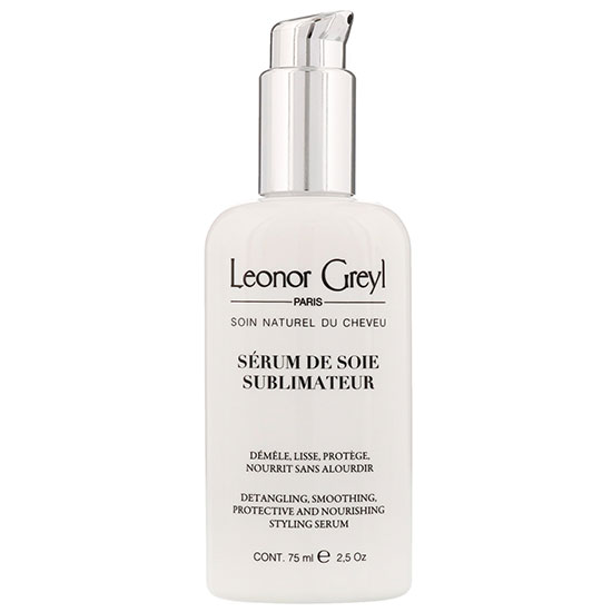 Leonor Greyl Styling Products Serum De Soie Sublimateur: Detangles Prevents Frizz Protects & Nourishes Styling Serum 75ml
