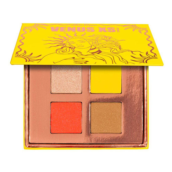 Lime Crime Venus XS Eyeshadow Palette Sunkissed